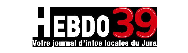 Hebdo 39 -  Journal hebdomadaire d\'informations locales
