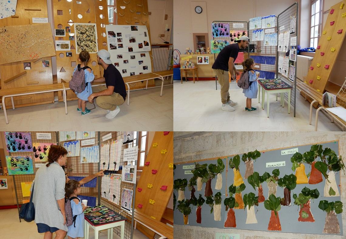 Arbois L Art En Maternelle à L école Pointelin Hebdo39