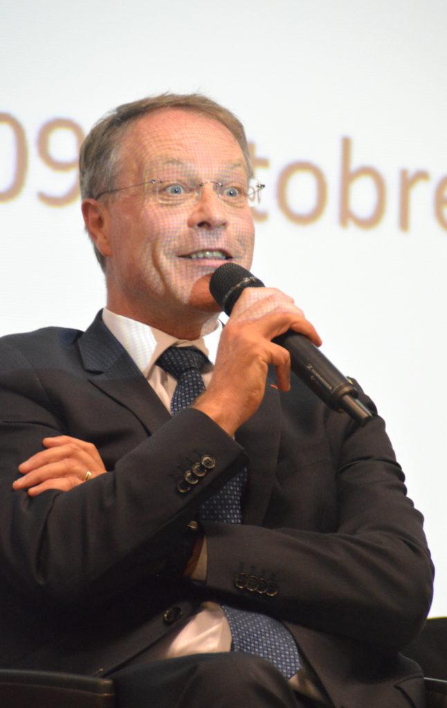 François Asselin nous parle avec enthousiasme des PME