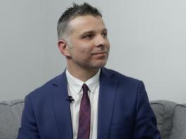 John Huet, candidat aux élections municipales 2020 de Lons-le-Saunier