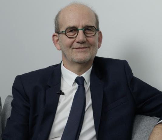 Photo de Jean-Yves Ravier, candidat à la mairie de Lons-le-Saunier 2020