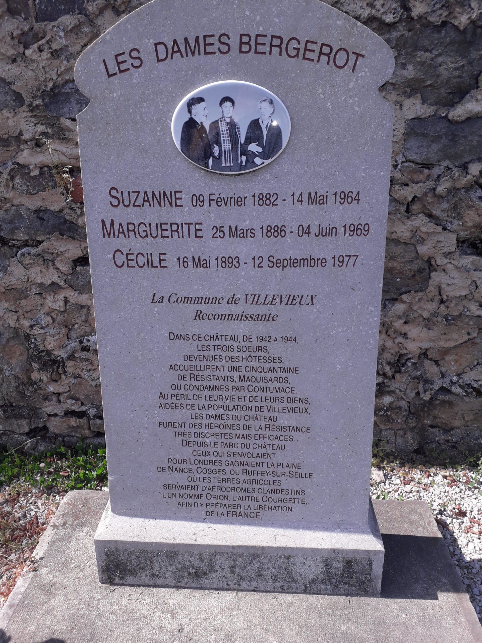 Monique Bergerot.