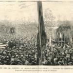 Foule enterrement Jules Grévy
