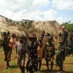 Avant la prophétie de la case brulée, les enfants n'allaient plus à l'école depuis longtemps et pour cause