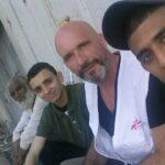 centre santé MSF jeunes combattants palestiniens blesses balles 1 (2)